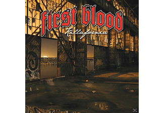 First Blood - Killafornia - (Vinyl)