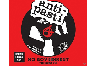 Anti Pasti - No Government-The Best Of (Deluxe Edition) - (CD)