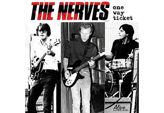 Nerves - One Way Ticket - (CD)