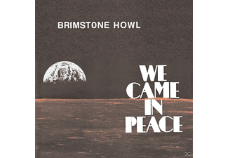 Brimstone Howl - We Came In Peace - (CD)
