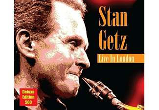Stan Quartet Getz - Live In London (Deluxe Edition) - (CD)