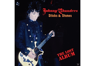 Johnny Thunders - Sticks & Stones The Lost Album - (CD)