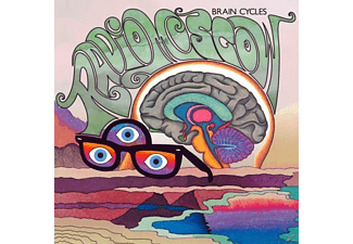 Radio Moscow - Brain Cycles - (CD)