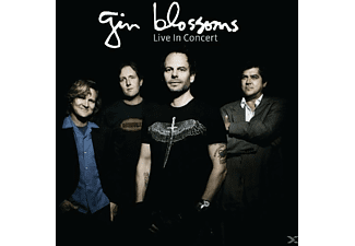 Gin Blossoms - Live In Concert - (CD)