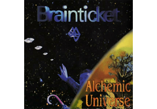Brainticket - Alchemic Universe - (CD)
