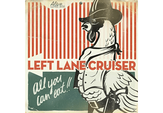 Left Lane Cruiser - All You Can Eat [CD]