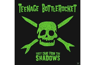 Teenage Bottlerocket, Teenage Bottle Rocket - They Came From The Shadows - (CD)