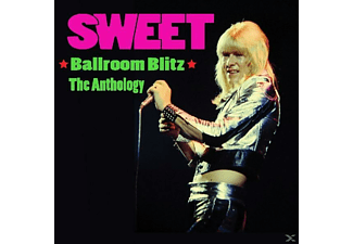 The Sweet - Ballroom Blitz-The Anthology - (CD)