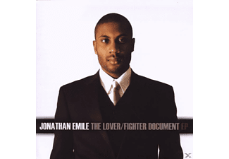 Jonathan Emile - The Lover/Fighter Document - (CD)