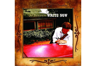 Jed Zimmerman - Write Now [CD]
