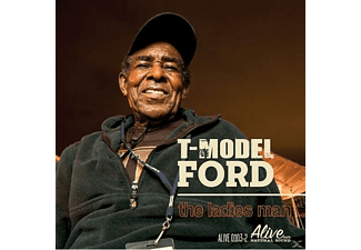 T-model Ford - The Ladies Man - (CD)