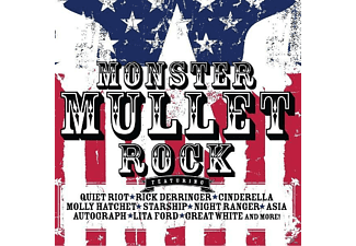 VARIOUS - Monster Mullet Rock - (CD)