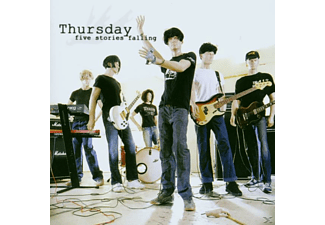 Thursday - Five Stories Falling - (CD)