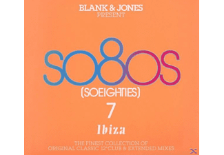 Blank & Jones - Present: So80s (So Eighties) 7 (Deluxe Box) - (CD)