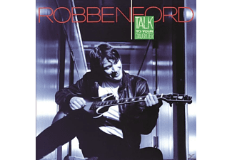 Robben Ford - Talk To Your Daughter - (Vinyl)