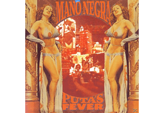 Mano Negra - Puta's Fever - (CD)