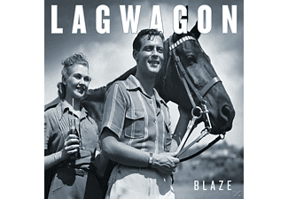 Lagwagon - Blaze - (CD)
