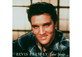 Elvis Presley - Love Songs - (CD)