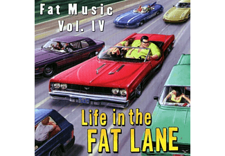 Various (fat Music Iv), VARIOUS - Fat Music Vol.4/Life In The Fat Lane [CD]