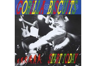 Gorilla Biscuits - Start Today - (CD)