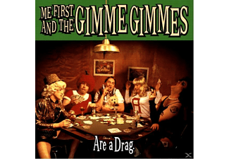 Me First - Are A Drag [CD]
