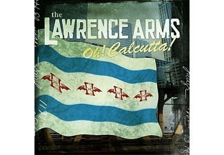 The Lawrence Arms - Oh! Calcutta! - (CD)