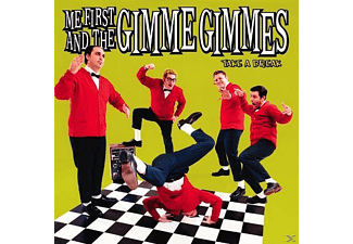 Me First, Me First And The Gimme Gimmes - Take A Break - (CD)
