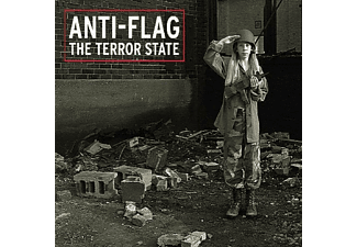 Anti-Flag - The Terror State - (CD)
