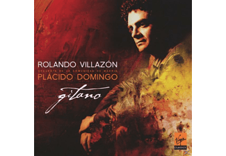 Rolando Villazon - Gitano [CD]
