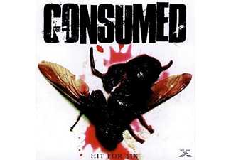 Consumed - Hit For Six - (CD)