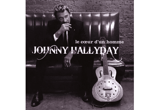 Johnny Hallyday - Le Coeur D Un Homme - (CD)