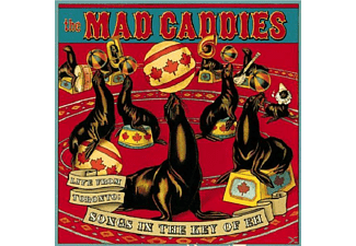 Mad Caddies - Live From Toronto:Songs In The Key Of Eh [CD]