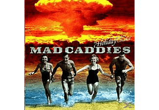 Mad Caddies - The Holliday Has Been Cancelled [CD]