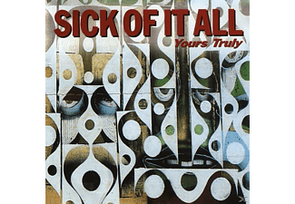 Sick Of It All - Yours Truly - (CD)