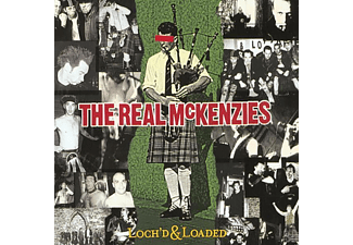 The Real Mckenzies - Loch'd & Loaded - (Vinyl)