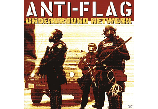 Anti-Flag - Underground Network [Vinyl]
