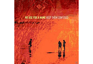 No Use For A Name - Keep Them Confused - (CD)