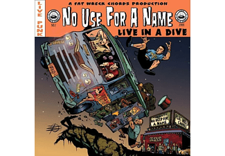 No Use For A Name - Live In A Dive - (CD)