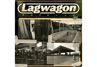 Lagwagon - Resolve - (CD)
