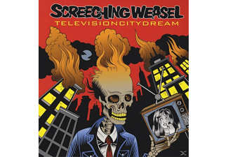 Screeching Weasel - Television City Dream - (Vinyl)