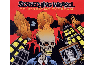 Screeching Weasel - Television City Dream - (CD)