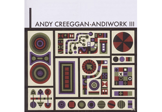 Andy Creeggan - Andywork 3 - (CD)