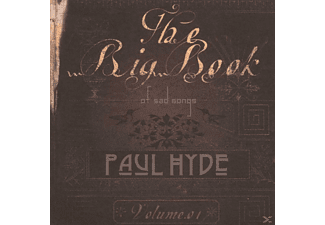 Paul Hyde - THE BIG BOOK OF SAD SONGS - (CD)