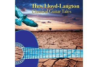 Huw Lloyd-langton - Classical Guitar Tales - (CD)