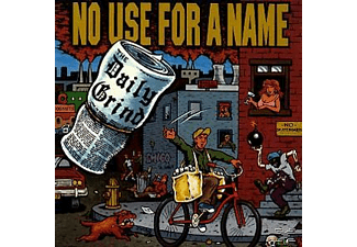 No Use For A Name - The Daily Grind - (CD)