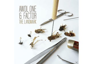 Awol One - The Landmark - (CD)