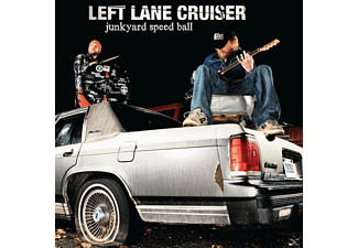 Left Lane Cruiser - Junkyard Speed Ball [Vinyl]