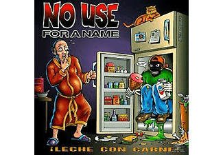 No Use For A Name - Leche Con Carne - (CD)
