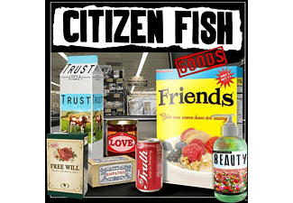 Citizen Fish - Goods - (CD)