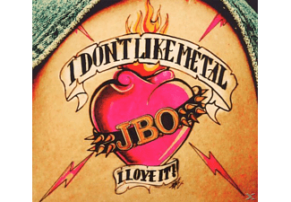 J.B.O. - I Don't Like Metal-I Love It - (CD)